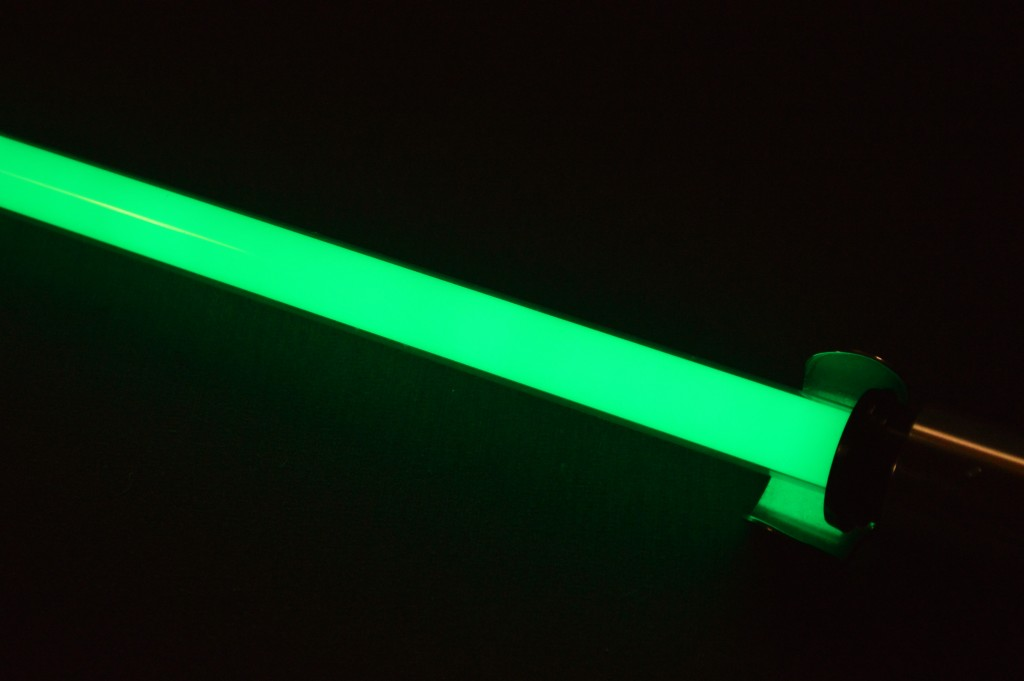 Hasbro The Black Series Yoda Force FX Lightsaber